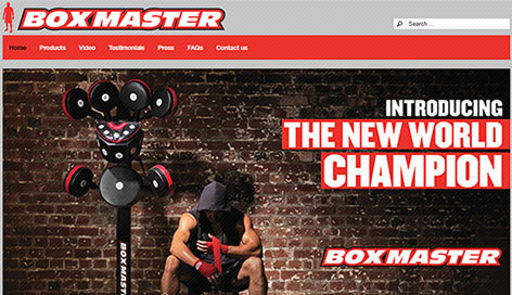 Boxmaster Homepage